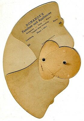 Lewisburg,PA- Donahoe's Furniture-appliances advertising fan