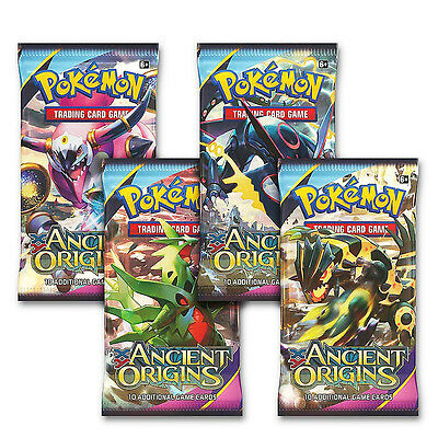 1X Pokemon Ancient Origins Booster Pack (Fresh From Booster Box) *relisted*