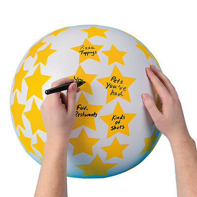 Toss N Talk About Conversation Ball - Create Your Own