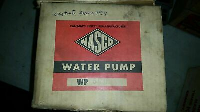 1962 - 67 Dodge Plymouth orig casting rebuilt water pump 2402794