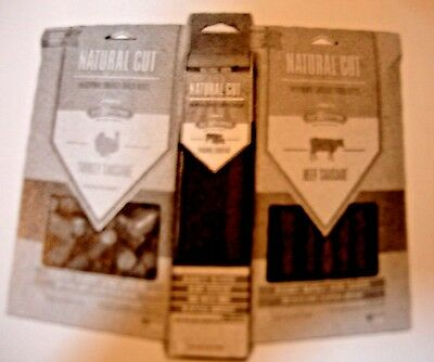 4 - $1 off-Old Wisconsin Natural Cut 6 oz. Product - Meat Sausage Snack