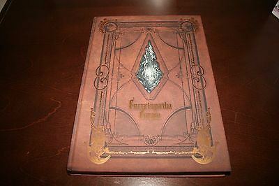 Encyclopaedia Eorzea The World of FINAL FANTASY XIV JAPANESE LANGUAGE