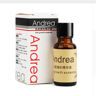 5bottles Andrea Hair Growth Essence Hair Loss Liquid 20ml Dense Fast Sunburst