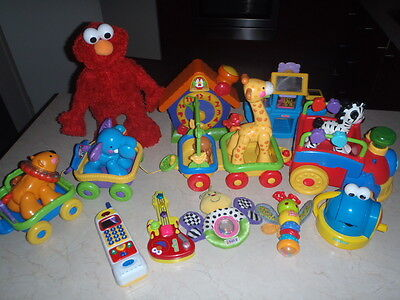 Assorted Lot Of Kids Toys