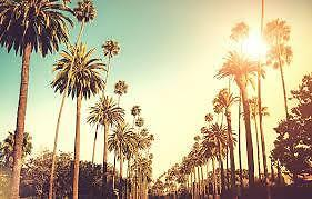 23rd March 2017 direct flight London Gatwick to Los Angeles LAX