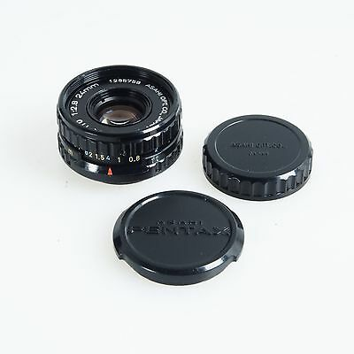 = Asahi Pentax 110 24mm f2.8 Lens for Auto 110 Camera with Caps