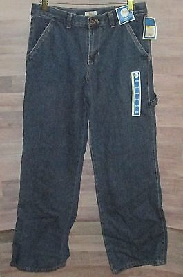 Kids Youth Circo 14H Husky Jeans Pants Carpenter Adjustable Waist Utility NWT