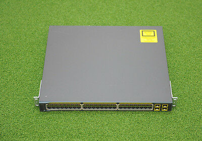 CISCO WS-C2975GS-48PS-L 48-Port 10/100/1000 PoE + 4 SFP Switch  - 1 YEAR WTY