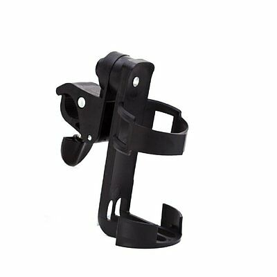 Zerowin Universal Stroller Drink Holder, Easy to Use with Stroller Cup Holder