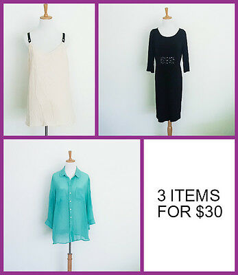 Maternity Clothes Quality Size 14 - 16