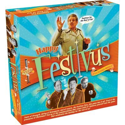 Seinfeld Festivus Board Game - Aquarius