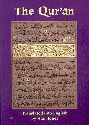 The Qur'an by Alan Jones Paperback Book (English)