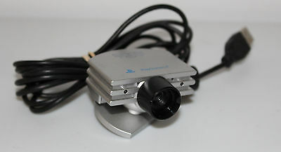 Sony Playstation 2 Ps2 Eye Toy Camera - Silver