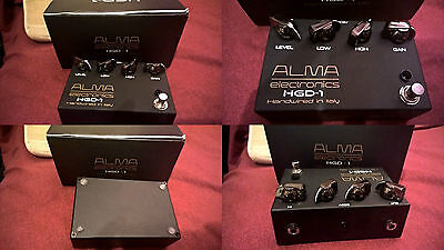 ALMA ELECTRONICS HGD-1 HIGH GAIN DISTORTION PtoP MADE IN ITALY