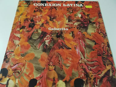 Conexion Latina - Calorcito - 1984 Enja Vinyl Lp Made In West Germany