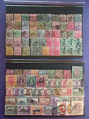TIMBRES DES INDES ANGLAISES (lot N° 62)