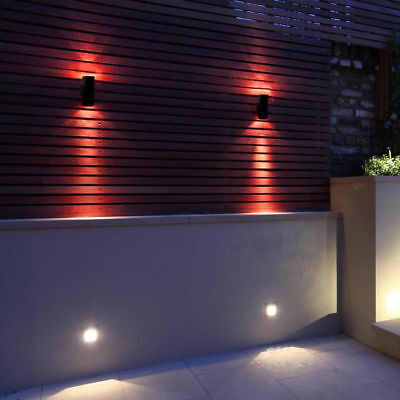 6 Color 6W 10W Up&Down LED Warm/ Cool RGB COB Wall Sconce Corridor Light Fixture