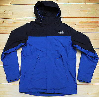 THE NORTH FACE MOUNTAIN LIGHT GORE-TEX - TRICLIMATE 3-in-1 - MEN'S JACKET size M