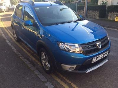 2013 Dacia Sandero Stepway 0.9TCe ( 90bhp ) Ambiance ONLY 21,000 MILES