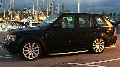 in Spain - LHD 2007 Range Rover Sport 4.2 Supercharged - in Spain