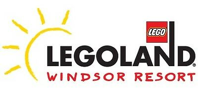 Legoland Windsor 2 Tickets - Save up to £70 - Sun 7th May