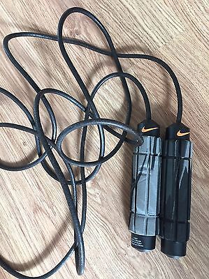 Nike Skipping Rope - Weighted Handles