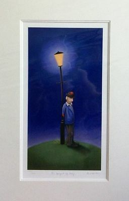 Paul Horton 'The Longest Of Days' Signed Limited Edition Art Print - Brand New