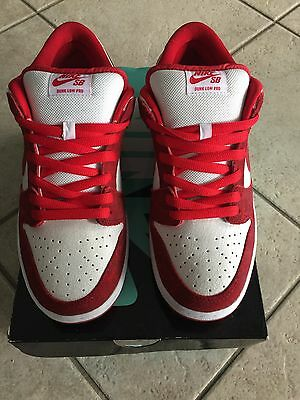 Nike Sb Valentines Dunk Low Size 9.5