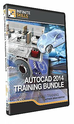 Infinite Skills AutoCAD 2014 Training Bundle