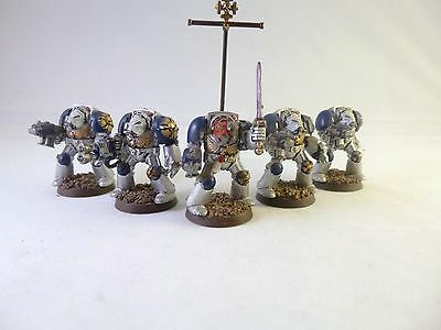 Warhammer 40k Space Marines Astral Claws Terminator squad