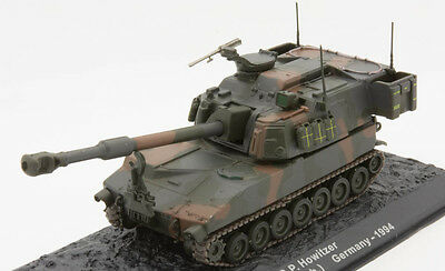 The Combat Tanks Collection (Issue 20) - M-109A6 PALADIN S.P. HOWITZER