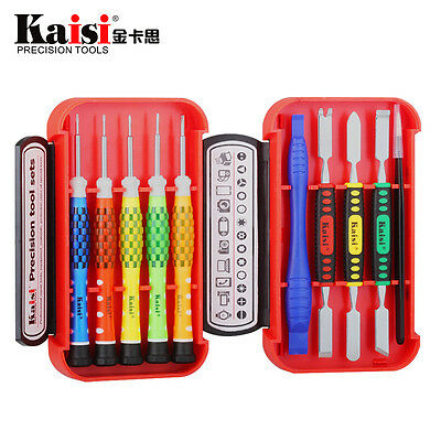 Kaisi 10in1 Precision Screwdriver Sets Tools Professional Computer Mobile Phone