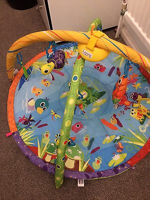 Lamaze Symphony Baby Playmat - Suitable From Birth