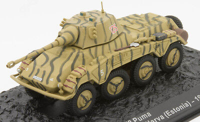 The Combat Tanks Collection (Issue 29)- SD.KFZ.