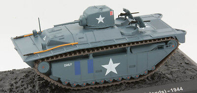 The Combat Tanks Collection (Issue 34) - LVT (A)-1 ALLIGATOR