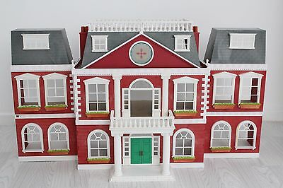 Sylvanian Families Grand Regency HOTEL With Figures And Furniture Bundle