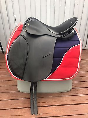 "16.5"" Eurohunter All Purpose Saddle"