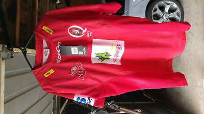 QLD Reds Home Rugby Football Jersey