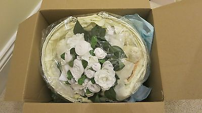 Large Baby Blooms Gift Hamper - Neutral Colour
