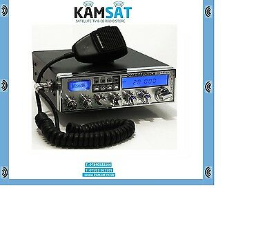 CB RADIO Magnum Omega Force S45 High Power 10m Transceiver AM FM USB LSB