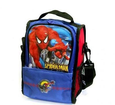 Sacoche Isotherme Spiderman - Special Repas - Lunch Bag Sac Spider Man Ref. 983