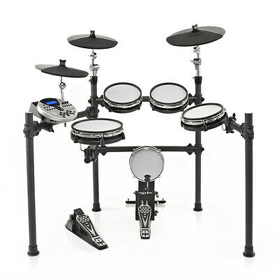 WHD 517-DX Pro Mesh Electronic Drum Kit with Warranty