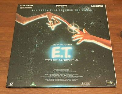 E.t. The Extra-Terrestrial - Laserdisc - Nice Condition - Pal
