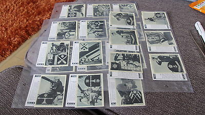 Churchman     The Navy At Work  Full Set Of M48  Cigarette Cards In Sleeves 1937