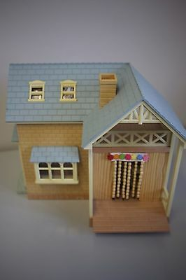 Sylvanian Families Bluebell Cottage  And Accessories Bundle