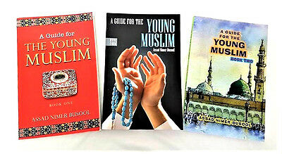 A Guide for Young Muslim - 3 Books Set (PB)