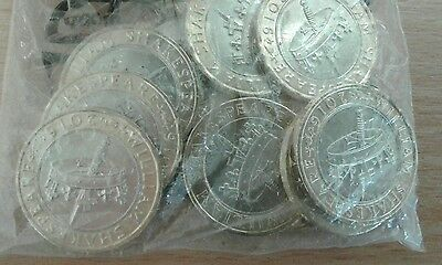 10 x Uncirculated Shakespeare Histories £2 Coins