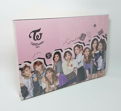 TWICE - TWICE SPECIAL ALBUM / TWICECOASTER : LANE 2 B Ver. CD+Booklet+Photocard