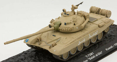 The Combat Tanks Collection (Issue 84) - T-72M1 3RD ARMOURED DIVISION