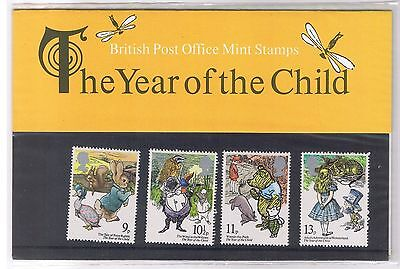 GB Presentation Pack 110 1979 Year of the Child 10% OFF 5